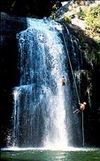 Cascata do Chuvisqueirinho - Riozinho