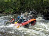 Rafting no Rio Paranhana