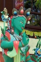 Templo Budista - Três Coroas
